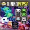 Juego De Mesa Funko Pop! - Funkoverse Pesadilla Antes de Navidad - Pack Base